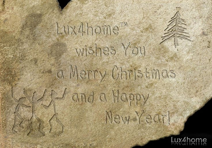 May all the moments that come are magic full of love and joy May they bring peace and relaxation. A very Happy New Year filled with optimism  and faith, and may all your wishes come true...   That wishes Lux4home team both from Poland www.Lux4home.pl and Indonesia www.Lux4home.com