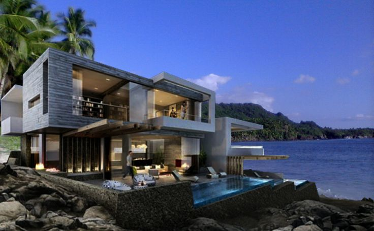 Modern House In Philippines Eccentric Projects Pinterest Modern Modern Houses And House