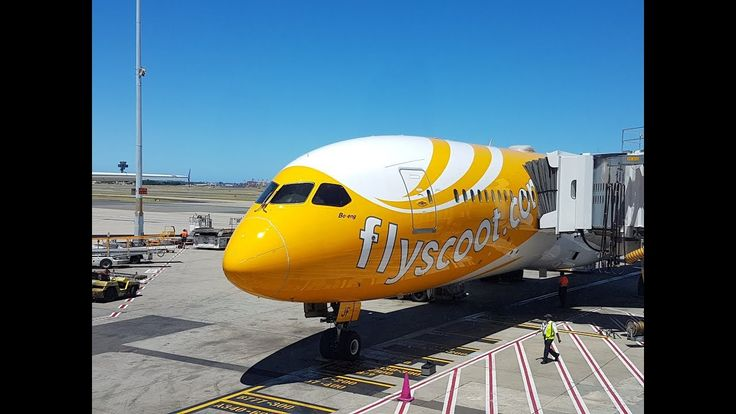 Scoot Tigerair Airbus A320 Family commercial aircraft (single-aisle) app...