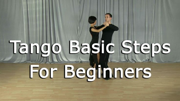 Visit: http://www.passion4dancing.com/category/dance-instruction-videos/tango-dance-steps/ for more Tango lessons. Learn Tango basic steps in this video. Tan...