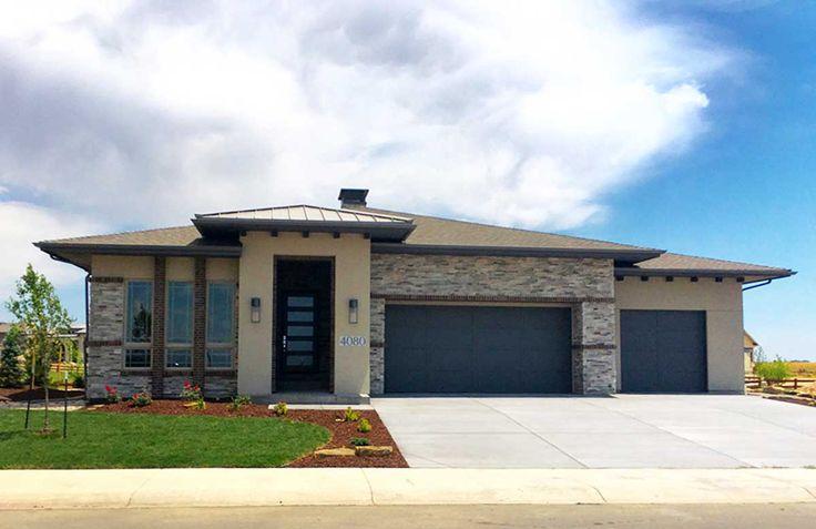 Best 25 prairie style houses ideas on pinterest prairie for Prairie home designs