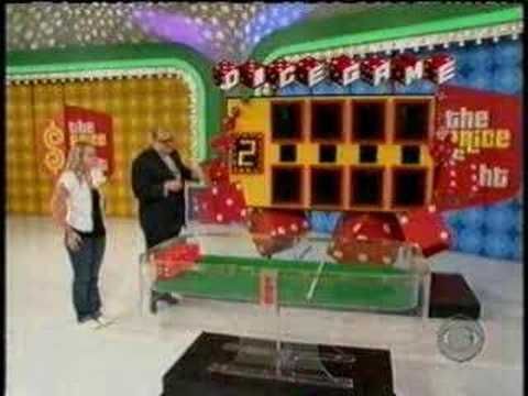 ME- Melissa Howard- This is ME WINNING MY CAR!! :)  Price is Right - The Dice Game (Drew Carey)