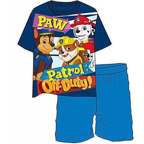 Conjunto Pijama Patrulla Canina Off Duty blue - 5 #camiseta #friki #moda #regalo