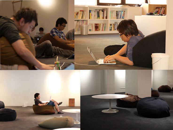 仕事する身体−−スマートニュースのオフィス移転物語 | スマートニュース株式会社