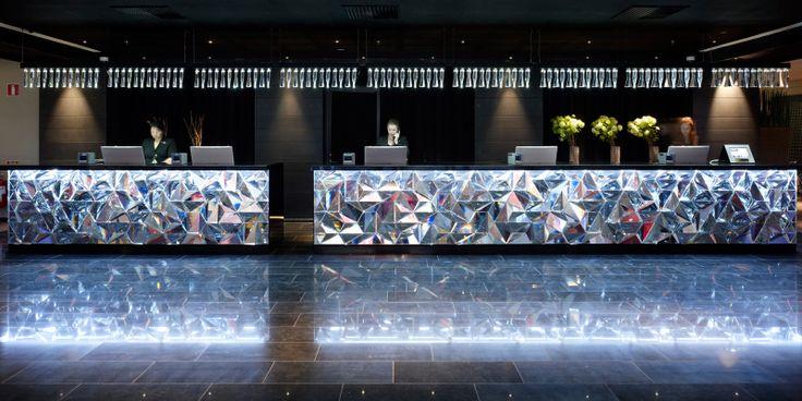 Reception at Clarion Hotel Post in Gotenburg, Sweden | Semrén & Månsson