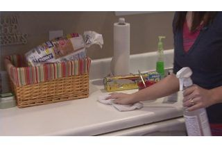 How to Remove Rust Stains From a Laminate Counter | eHow