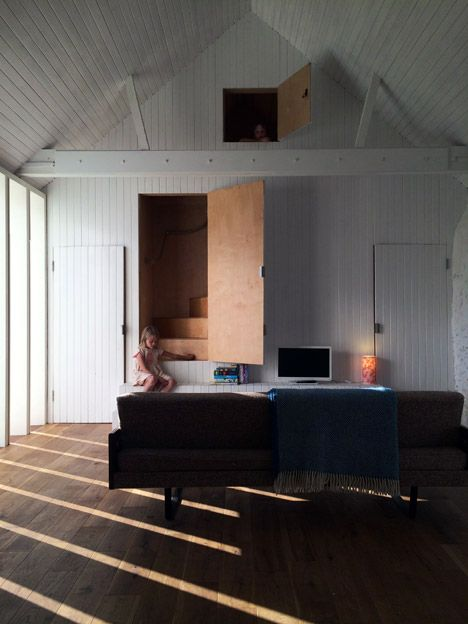 Thursford Barn by Lynch Architects