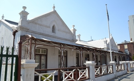 Paul Kruger House Pretoria