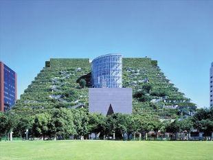 Gebouw van de toekomst vraagt groen denken, bouwen en gebruiken