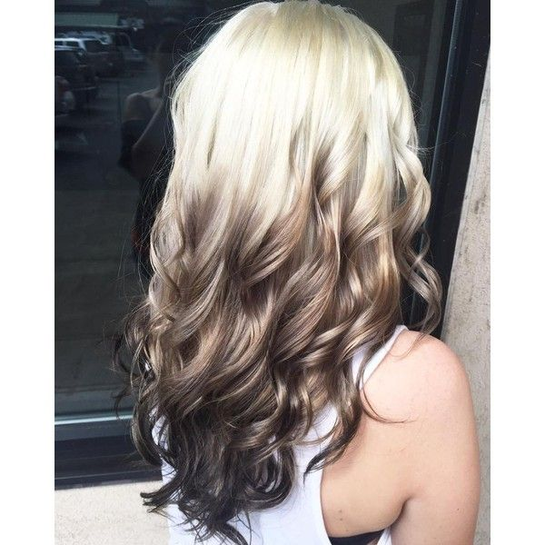 25 beautiful best ombre hair ideas on pinterest blonde ombre 25 beautiful best ombre hair ideas on pinterest blonde ombre blonde dip dye and blonde brown ombre hair urmus Images
