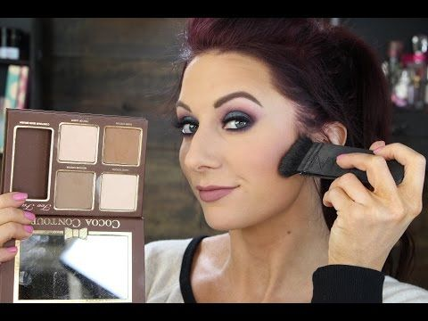Too Faced Cocoa Contour Review & Demo - YouTube by ShadesofKassie