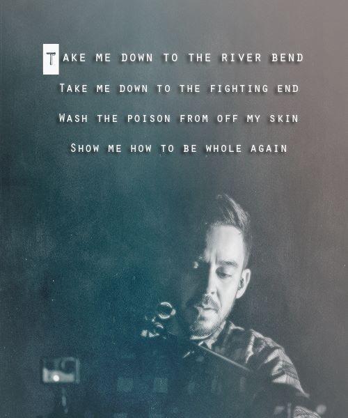 Linkin park castle of glass lyrics video