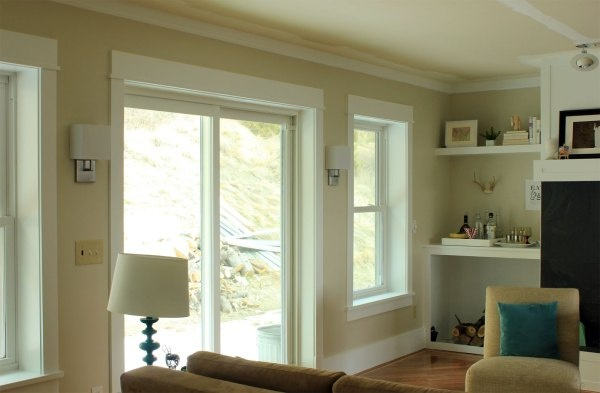 Sandstone Paint Color Living Room