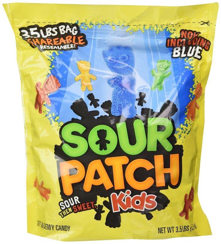 Sour Patch Kids Candy (Original 3.5 Pound Bag) Original Assorted