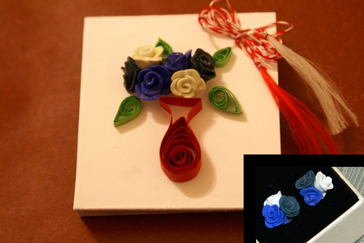 Always wanted to keep forever that special bouquet of flowers ? Well, now you can actually wear them! ~ flower earrings