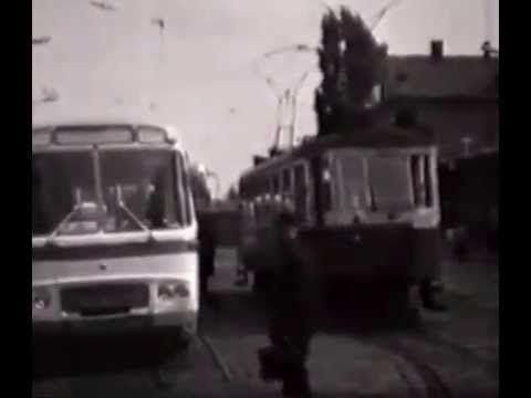 Tramvajová trať Bohumín - Hrušov - 1965 - 1973 - YouTube