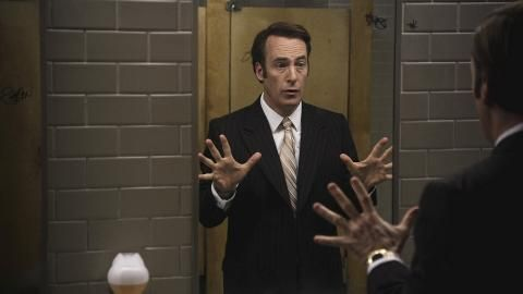 Bob Odenkirk's Saul Goodman provided most of the brevity in the wonderfully bleak landscape of Breaking Bad. Not only was the criminal lawyer (and CRIMINAL-LAWYER) played for laughs by a wry, capab...