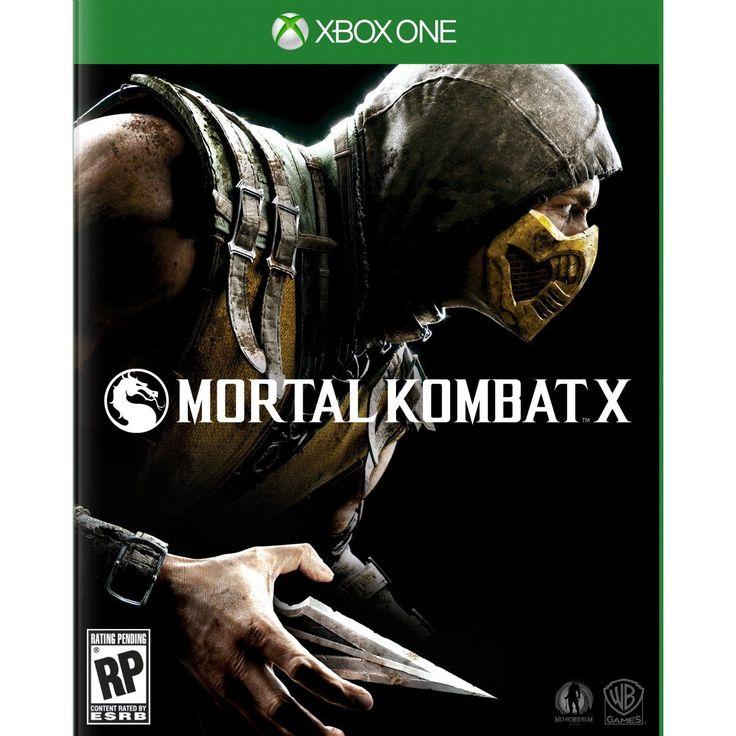 Xbox One - Mortal Kombat X, Silver