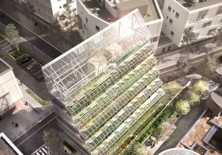 ZIGGURAT: Dubai's Carbon Neutral Pyramid Will House 1 Million | Inhabitat - Green Design, Innovation, Architecture, Green Building