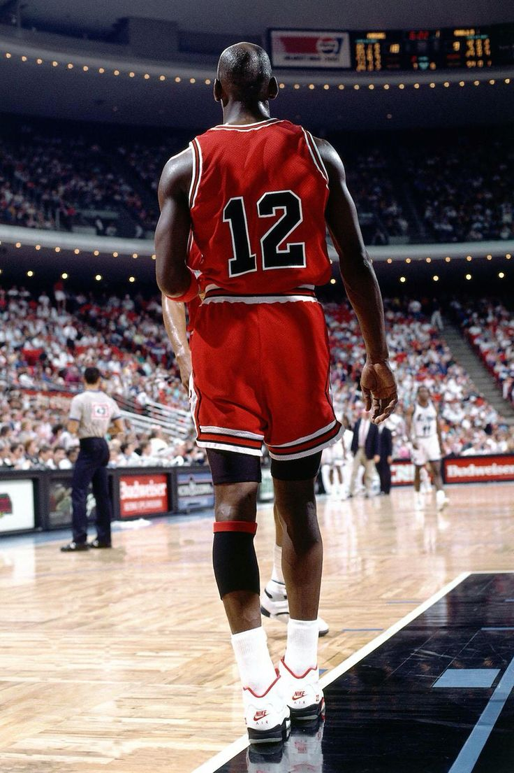 d7dee766b2b ... Did you know that Michael Jordan once wore the number It was in when  his usual What Really Happened During Michael Jordan Flu Game ...