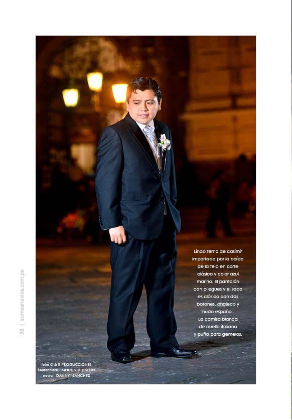 foto: C & E PRODUCCIONES boutonniere:  MOCHA HIDALGO novio:  DANNY  SANCHEZ