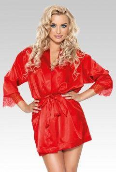 Nina szlafrok 1051 Red
