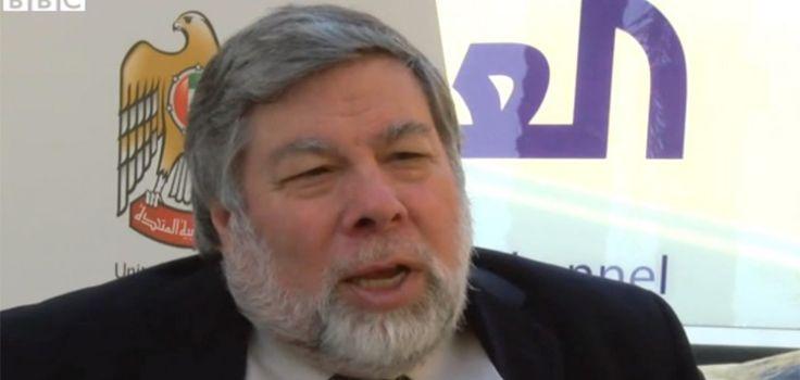 "Sabías que Steve Wozniak: ""No podemos confiar en el Gobierno"""