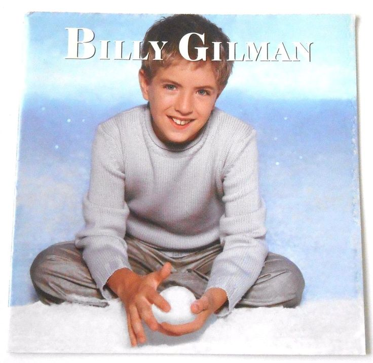 Billy Gilman 'Classic Christmas' Contemporary Country Music CD Silent Night 164A #ContemporaryCountry