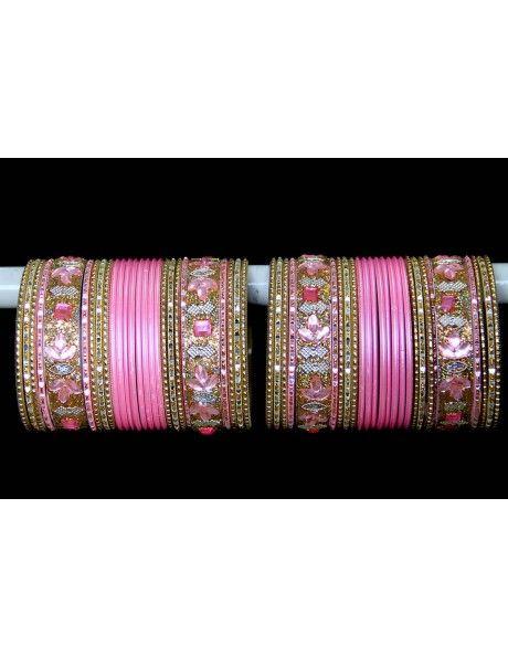 Buy Stylish Reception Bangles Online. http://www.bharatplaza.in/jewellery/bangles.html