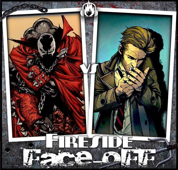 Hell Spawn or Hellblazer? Who takes it and why? Also Comment below if there are any FaceOffs you want to see and talk about. #spawn #constantine #hellblazer #hellspawn #imagecomics #image #dc #dccomics #vs #verses #faceoff #whowins #fireside #welcometofireside #firesidefsceoff #comics #comicbooks #comicbook #comic