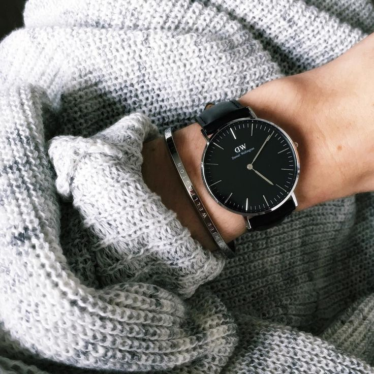 get 15% off when you use my code CAMILLE_DW on www.danielwellington.com || cozy knits and minimalist accessories