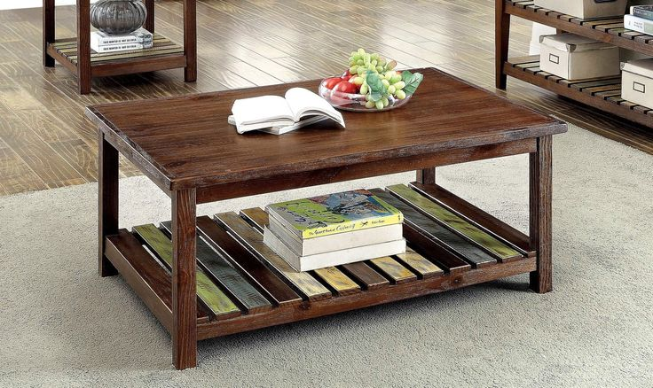 Molinda Transitional Coffee Table