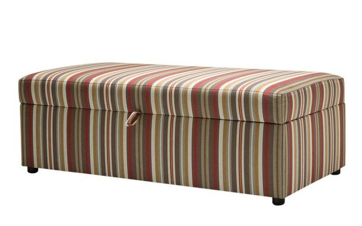 This storage ottoman commercial grade grey linen look - Commercial grade living room furniture ...