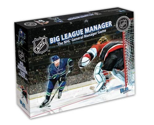 NHL Big League Manager Board Game  Vancouver Vs Ottawa ** Click image for more details.Note:It is affiliate link to Amazon.