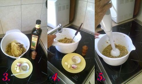 Padlizsánkrém reggelire full diétásan | Peak girl