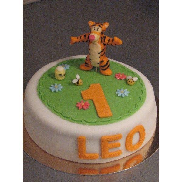 gâteau Tigrou ou Winnie
