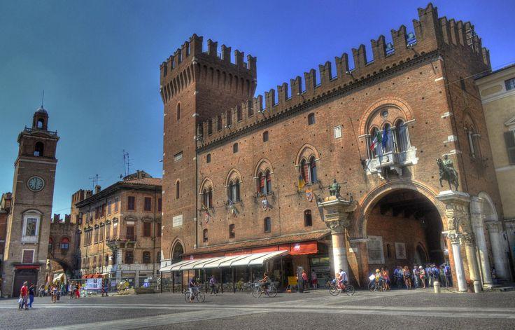 Ferrara City Hall by Ada S on 500px