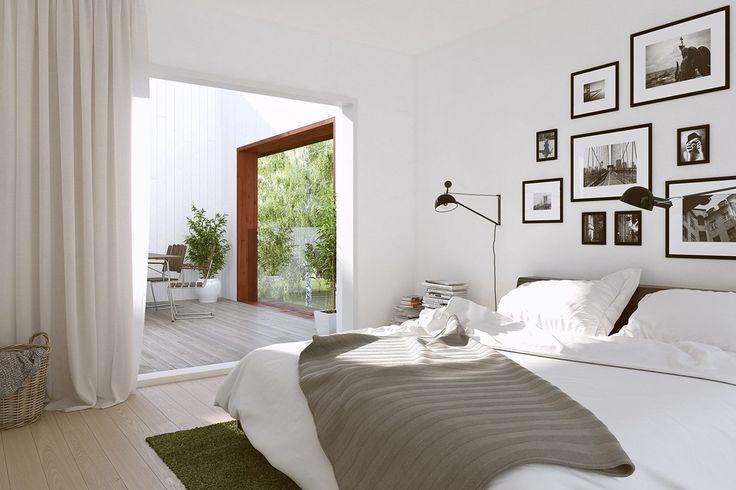 建築事務所Tham&Videgardの建築家によって、スウェーデン人の「理想の家」が設計された。設計の元となったのは、スウェーデンで最も人気のある不動産サイトから得られたビッグデータだ。