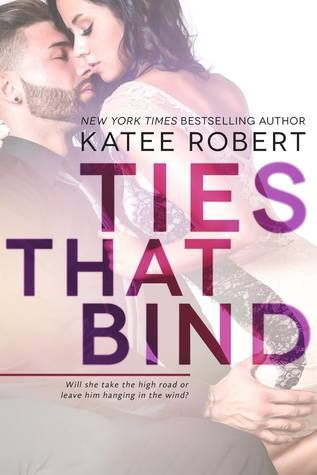 Welcome to the release week of Ties That Bind  and Animal Attraction  by Katee Robert! These two short novels are part of the Hot in Ho...