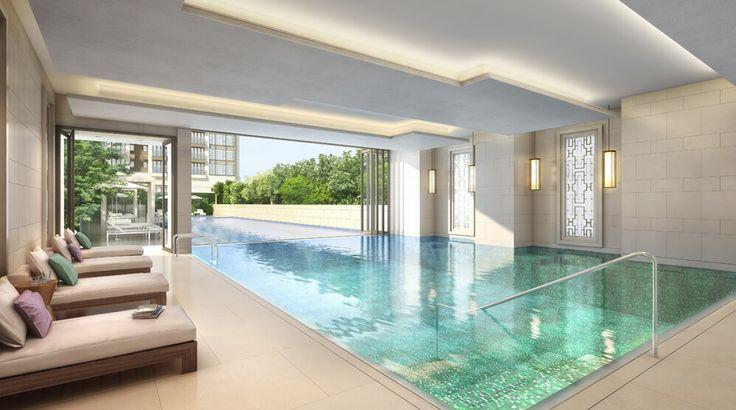 室內恆溫泳池 * #