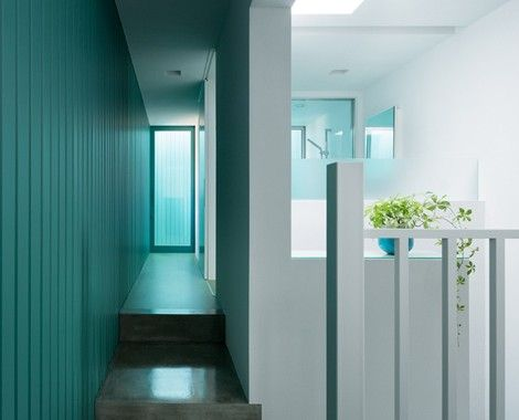 Promenade House | FORM / Kouichi Kimura Architects