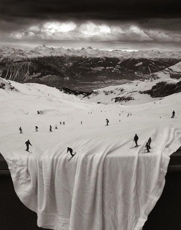 Photo Manipulations by Thomas Barbey 1