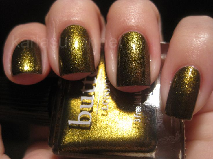 Butter London - Wallis.  Seriously,  I need you on my nail beds like yesterday.