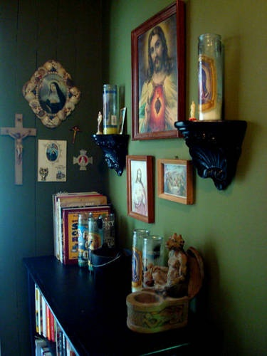 Best 25 Prayer Corner Ideas On Pinterest Diy Lace