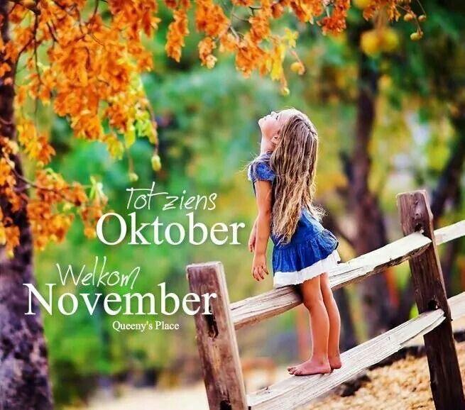 Welkom November
