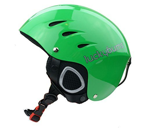 Lucky Bums Snow Sports Helmet (Green, X-large) -- Details can be found by clicking on the image.