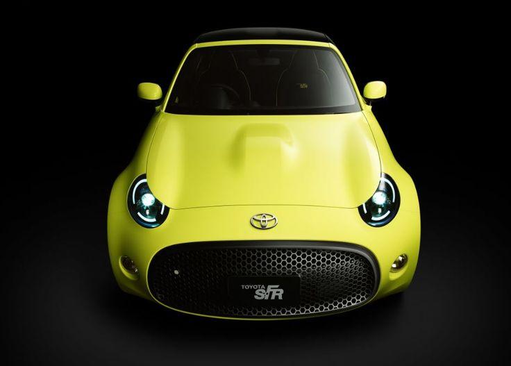 Toyota SFR Concept pict 4