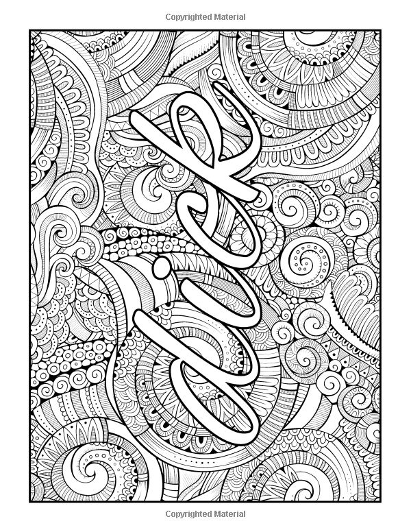 171 best Swear Words Coloring Pages images on Pinterest ...