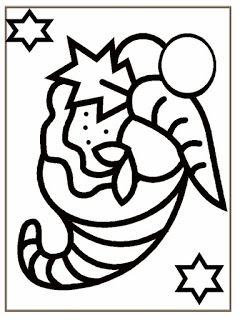 Thanksgiving Food Coloring Pages Thanksgiving Food Coloring Pages