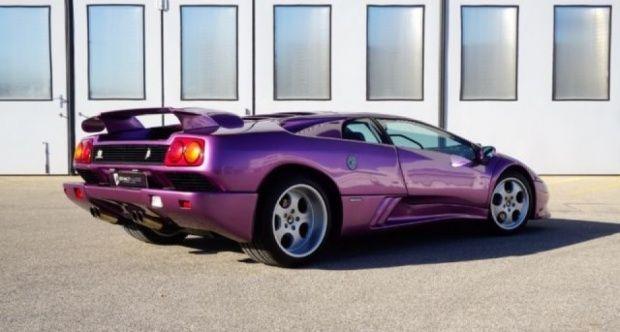 1996 Lamborghini Diablo  - SE 30 * Nr. 99 / 150 *